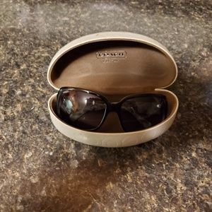 Coach Sunglasses (Ginger)